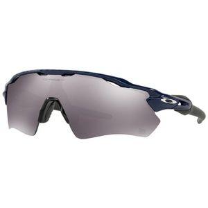 Oakley Sunglasses Navy Color Prizm Black Lens